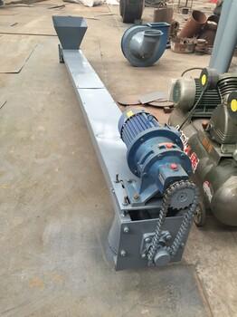 全自动螺旋上料机饲料颗粒上料机粉末输送机可定制长度