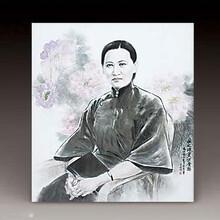 2020年邹昆仑瓷板画收购交易图片