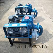 回轉式鼓風機沼氣設備(管道反沖洗供氣污水處理)圖片