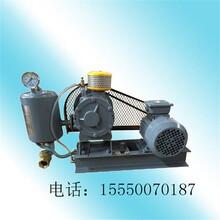 回轉式鼓風機沼氣設備(管道反沖洗供氣)高壓型98kpa圖片