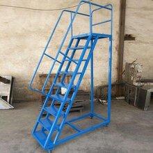 容桂带轮子的梯子包送货图片
