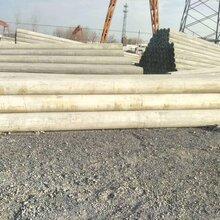 北京内嵌接地线水泥杆电网公司生产工艺图片