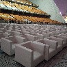 广州白云提供展览会沙发、贵宾椅、洽谈桌椅等家具物料租赁
