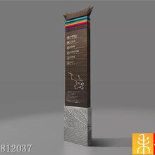 三门峡复古仿石景区标识标牌设?#39057;?#20215;促销图片