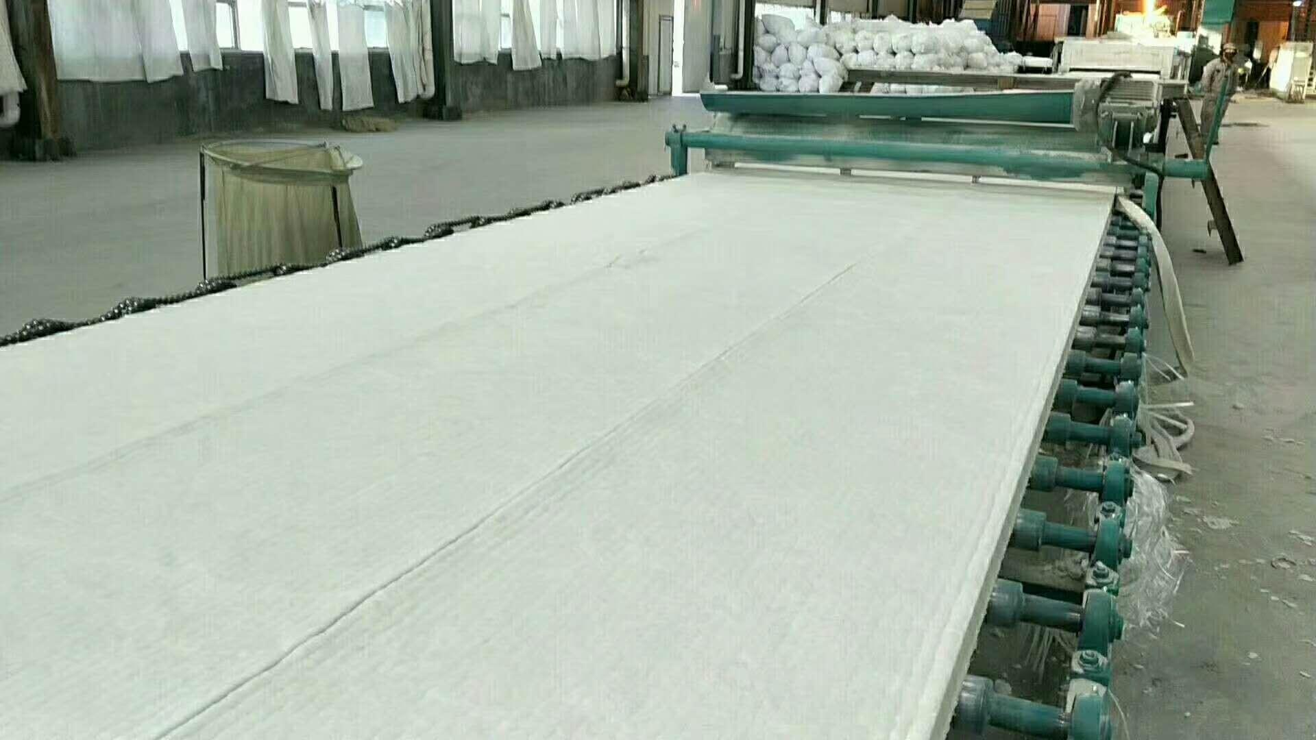 沙坪壩硅酸鋁針刺毯制品廠家
