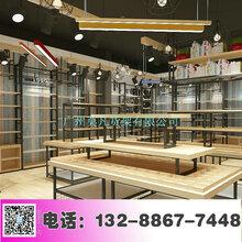 广州诺米家居设计,诺米货架安装,miniso名创货架,文具店货架