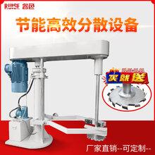 睿色机械二手高速液压分散机油漆涂料防爆化工成套设备图片