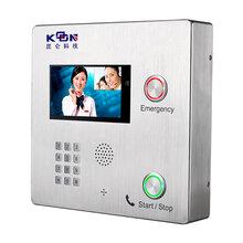 雙向可視IP電話機應急求助對講電話機KNZD-70