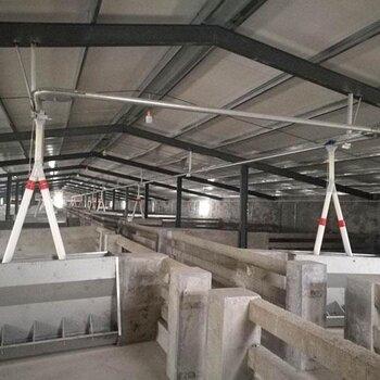 养殖自动喂料系统、料线、料塔设备