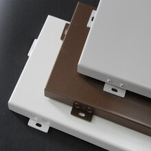 云南鋁單板幕墻采用鋁單板到底哪些好