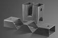 任意金属型材任意截面来图定制丨金属装配式连接解决方案