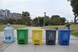 15升室内厨房垃圾桶家用塑料桶圆方盖脚踏垃圾桶物业小区垃圾箱
