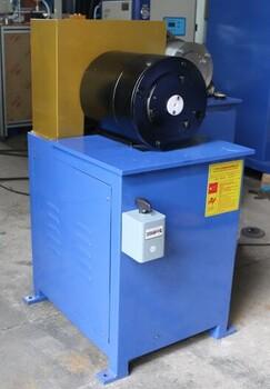 江蘇全自動化銅管縮口機