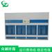 眾誠環保鍍鋅板脈沖干式打磨柜廠家直銷