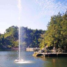 夏季水上热销单品呐喊喷泉,喊泉厂家直销图片