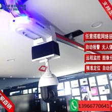 變電站巡檢監控,變電站巡檢機器人,智能變電站導軌攝像機圖片