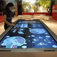 桌面互动投影系统、投影融合软件——定制属于你家的桌面文化