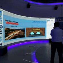 安康机场弧幕投影融合、桌面投影、双屏联动、智能中控系统方案实例