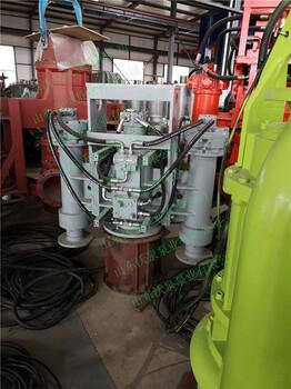 高浓度挖掘机排沙泵液压砂浆泵挖机泥浆泵