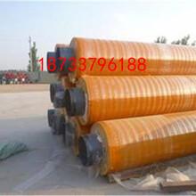 湖南高温复合钢套钢蒸汽保温管厂家-产品认证图片