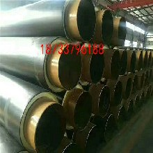 河南 黑夾克保溫鋼管廠家(多少錢-米)圖片