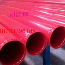 威海 加強級3pe防腐鋼管廠家(創新)圖片
