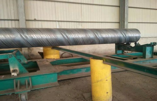 推荐:河南黑夹克保温钢管厂家技术指导