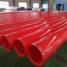 推荐阳江  涂塑钢管生产厂家图片