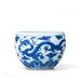 青花缠枝宝相花喜字纹碗是哪个皇帝用的