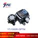 韩国YTC角行程YT-1000R电气阀定位器,带反馈PTM原装