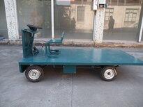 广州敞篷电动拉货周转车厂家直销报价图片1