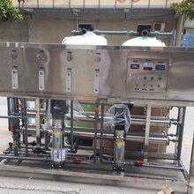 供應山東2噸工業純水設備反滲透設備廠家圖片