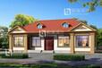 BJ109最新款一層經濟型農村房屋設計圖紙