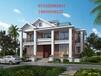 BJ256鄉村新農村簡歐二層別墅自建房施工效果圖紙全套