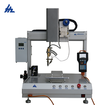 焊錫機全自動pcb板焊錫設備自動焊線加錫送錫機