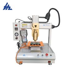 全自動硅膠點膠機uv膠點膠設備鴻展點膠機HZ-331圖片