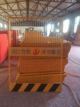 供应电梯井防护门电梯井口防护门施工电梯层门厂家直销