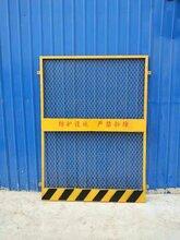 电梯井口防护门洞口电梯防护门电梯井门多钱一套