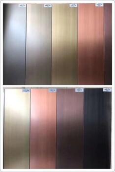 不锈钢仿古铜板不锈钢镀铜板不锈钢镀铜板价格