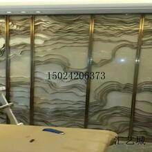 不銹鋼鏤空屏風加工廠鋁雕屏風隔斷,鏤空不銹鋼屏風定制!不銹鋼鏤空屏風隔斷圖片