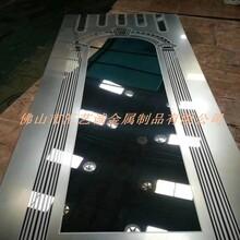 常州酒店不銹鋼裝飾板不銹鋼蝕刻板不銹鋼亂紋板定制廠家圖片