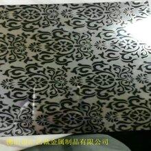 仿铜拉丝不锈钢板红古铜拉丝板不锈钢装饰条加工定做不锈钢蚀刻板图片