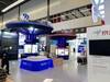 杭州展位设计展会服务展台搭建,特装美陈展架灯箱制作