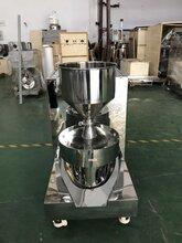 法姆利科技食品浆料湿法粉碎不锈钢超细湿法粉碎机