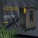 家用唱歌快手直播音箱戶外拉桿k歌帶無線話筒7寸重低音炮音箱