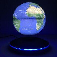磁悬浮工艺品,磁悬浮礼品,磁悬浮超薄飞碟地球仪
