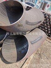 供应焊接弯头订制非标对焊弯头国标对焊弯头河北旭策厂家供应图片