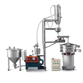 咖啡粉振动筛八角粉振动筛不锈钢筛分机木粉筛生产厂家
