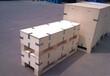 無錫澎湃定做出口卡扣膠合板木箱加工免熏蒸可拆卸木包裝箱