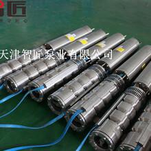 多級潛水泵安裝示意圖圖片